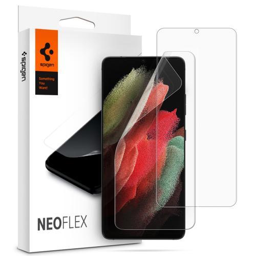 Neo Flex Screenprotector Duo Pack voor de Samsung Galaxy S21 Ultra