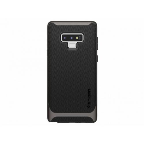 Neo Hybrid Backcover voor Samsung Galaxy Note 9 - Grijs