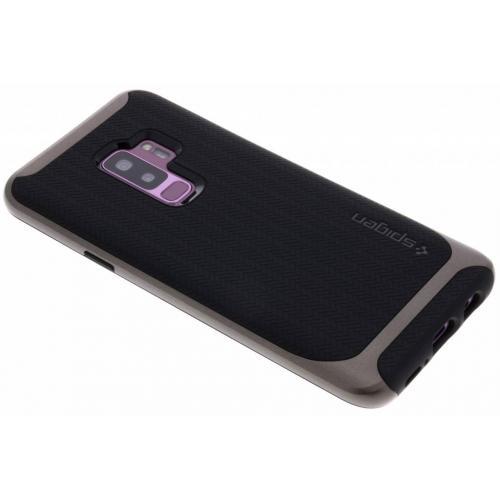 Neo Hybrid Backcover voor Samsung Galaxy S9 Plus - Grijs