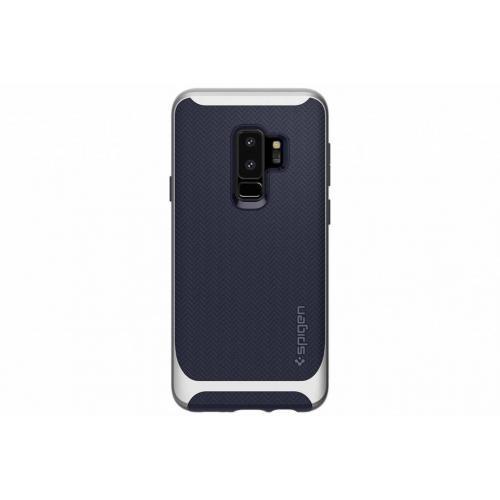 Neo Hybrid Backcover voor Samsung Galaxy S9 Plus - Zilver