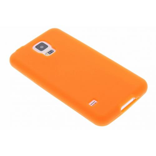 neon siliconen hoesje voor de Samsung Galaxy S5 (Plus) / Neo