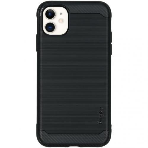 Onyx Backcover voor de iPhone 11 - Zwart