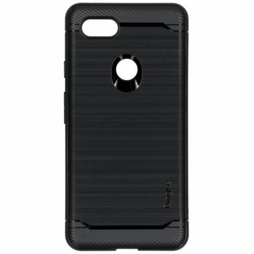 Onyx Backcover voor Google Pixel 3 XL - Zwart