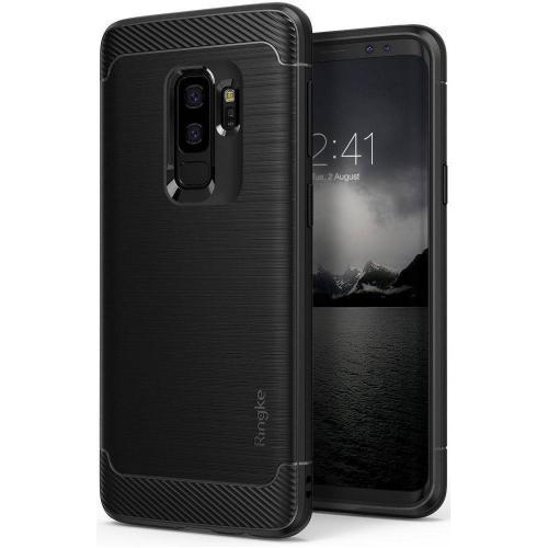 Onyx Backcover voor Samsung Galaxy S9 Plus - Zwart