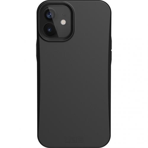 Outback Backcover voor de iPhone 12 Mini - Zwart