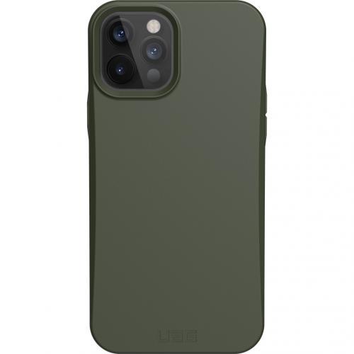 Outback Backcover voor de iPhone 12 (Pro) - Groen