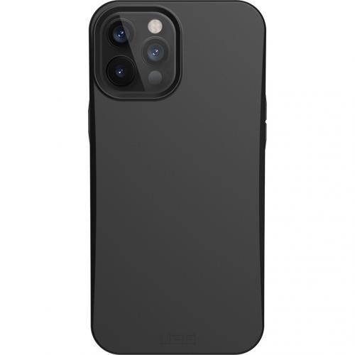 Outback Backcover voor de iPhone 12 Pro Max - Zwart