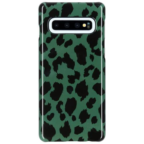 Passion Backcover voor Samsung Galaxy S10 - Panter