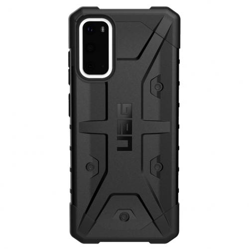Pathfinder Backcover voor de Samsung Galaxy S20 - Zwart