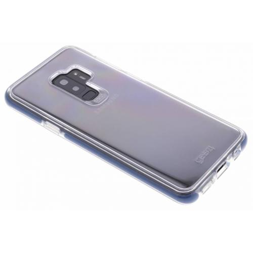 Piccadilly Backcover voor Samsung Galaxy S9 Plus - Blauw