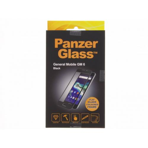 Premium Screenprotector voor General Mobile GM6 - Zwart