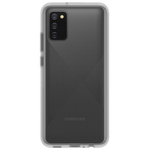 React Backcover voor de Samsung Galaxy A02s - Transparant