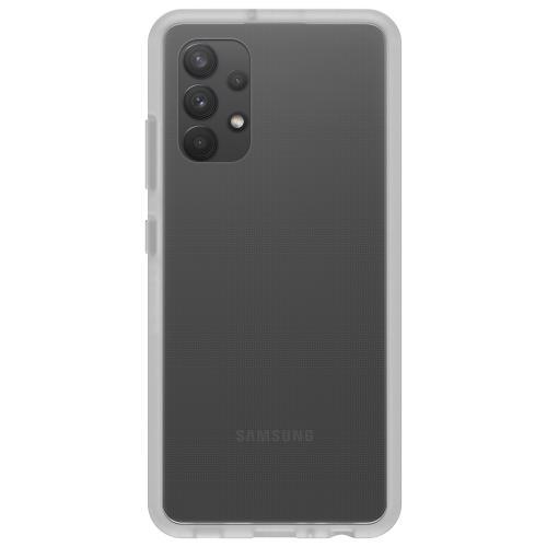 React Backcover voor de Samsung Galaxy A32 (4G) - Transparant