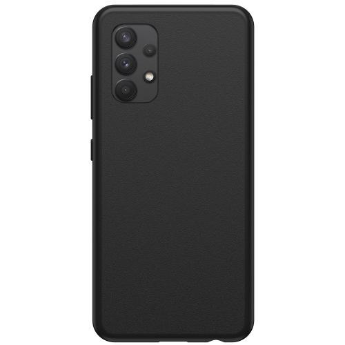 React Backcover voor de Samsung Galaxy A32 (4G) - Zwart
