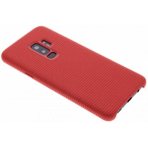 Rode originele Hyperknit Cover voor de Galaxy S9 Plus
