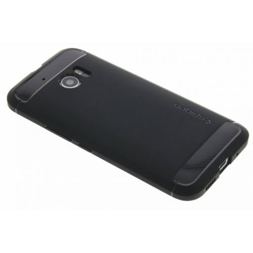 Rugged Armor Backcover voor HTC 10 - Zwart