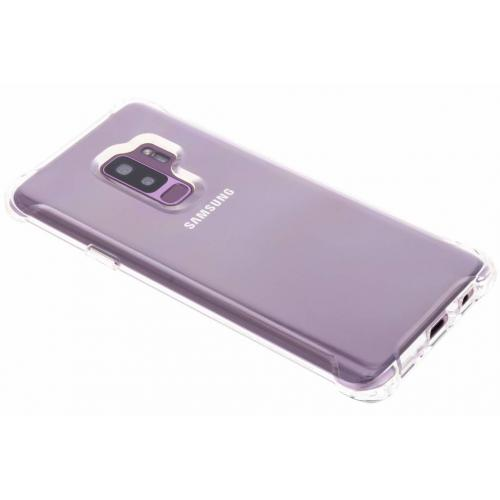 Rugged Armor Backcover voor Samsung Galaxy S9 Plus - Transparant