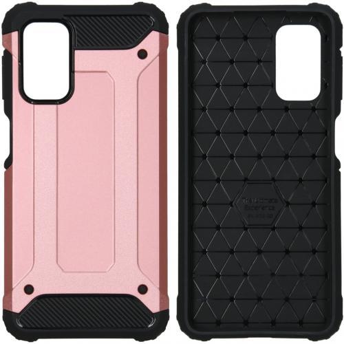 Rugged Xtreme Backcover voor de Samsung Galaxy A32 (5G) - Rosé Goud