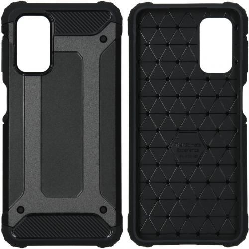 Rugged Xtreme Backcover voor de Samsung Galaxy A32 (5G) - Zwart