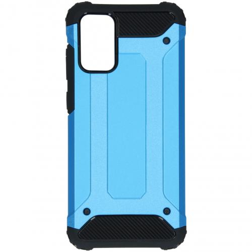 Rugged Xtreme Backcover voor de Samsung Galaxy S20 Plus - Lichtblauw
