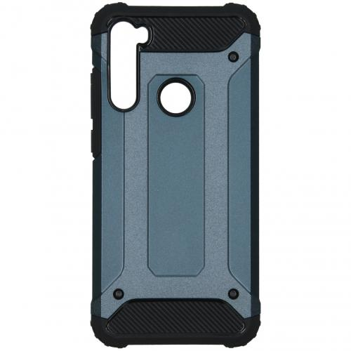 Rugged Xtreme Backcover voor de Xiaomi Redmi Note 8T - Donkerblauw