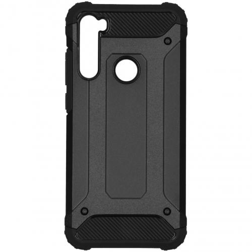Rugged Xtreme Backcover voor de Xiaomi Redmi Note 8T - Zwart