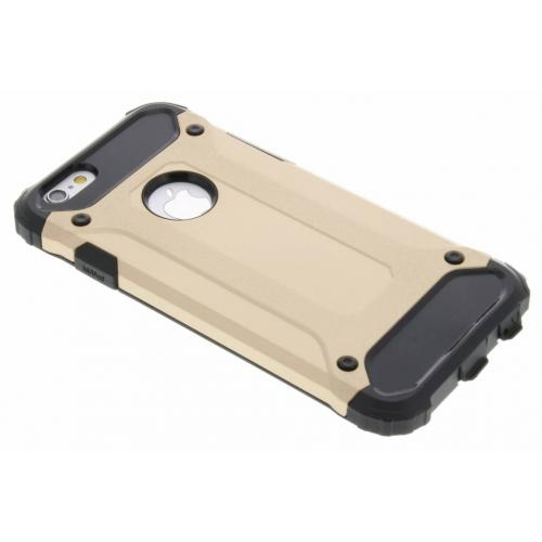 Rugged Xtreme Backcover voor iPhone 6 / 6s - Goud