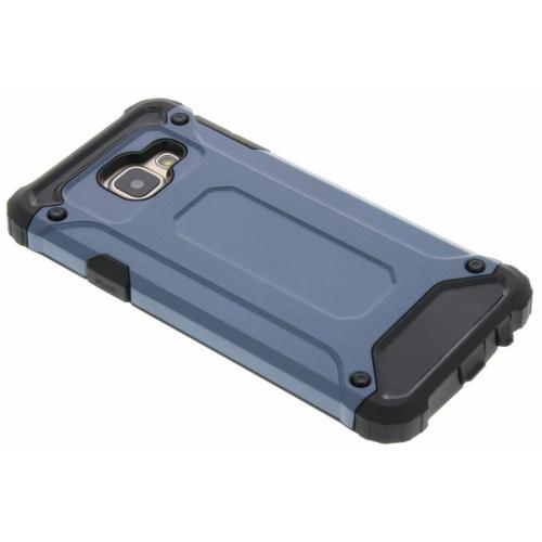 Rugged Xtreme Backcover voor Samsung Galaxy A3 (2016) - Donkerblauw