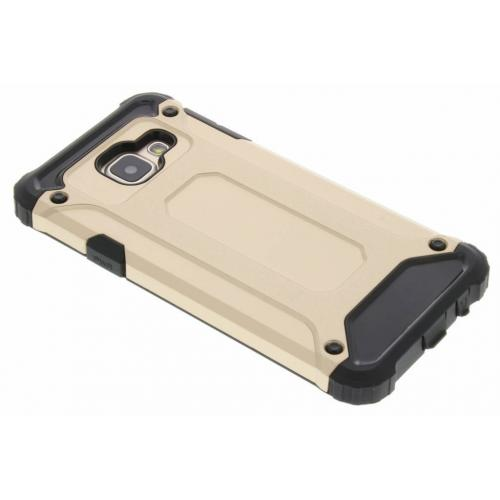 Rugged Xtreme Backcover voor Samsung Galaxy A3 (2016) - Goud