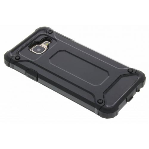 Rugged Xtreme Backcover voor Samsung Galaxy A3 (2016) - Zwart