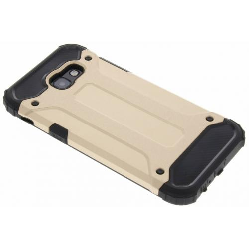 Rugged Xtreme Backcover voor Samsung Galaxy A5 (2017) - Goud