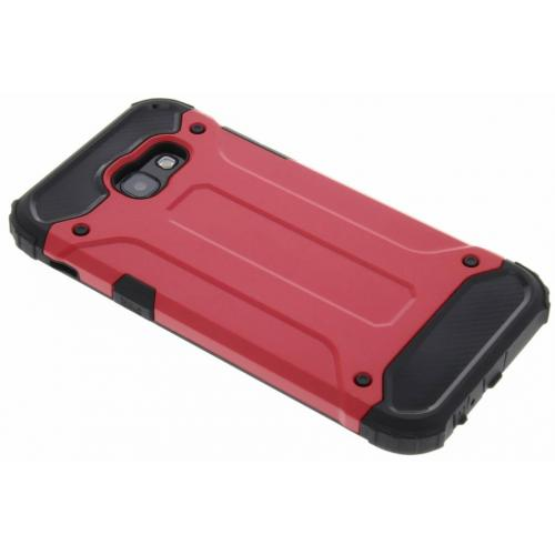Rugged Xtreme Backcover voor Samsung Galaxy A5 (2017) - Rood