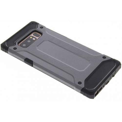 Rugged Xtreme Backcover voor Samsung Galaxy Note 8 - Grijs