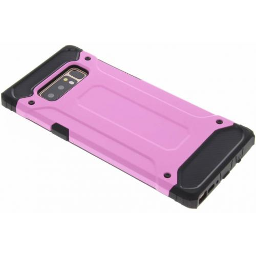 Rugged Xtreme Backcover voor Samsung Galaxy Note 8 - Roze