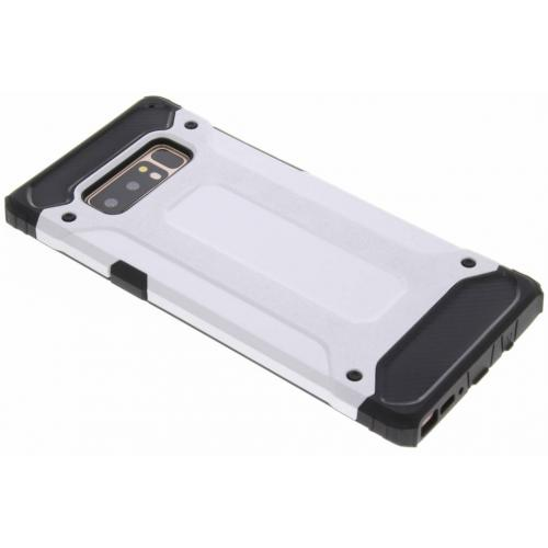 Rugged Xtreme Backcover voor Samsung Galaxy Note 8 - Zilver