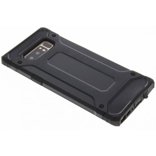 Rugged Xtreme Backcover voor Samsung Galaxy Note 8 - Zwart