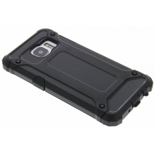 Rugged Xtreme Backcover voor Samsung Galaxy S7 - Zwart