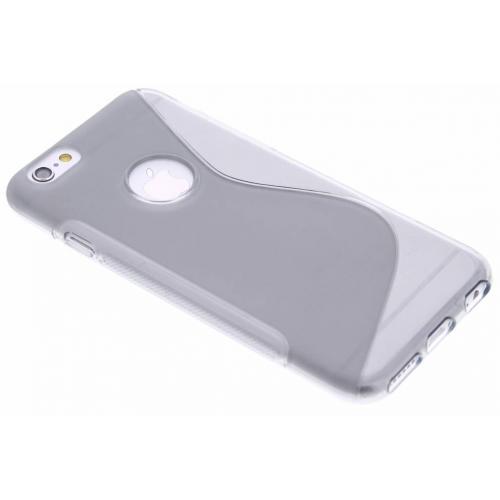 S-line Backcover voor iPhone 6 / 6s - Grijs