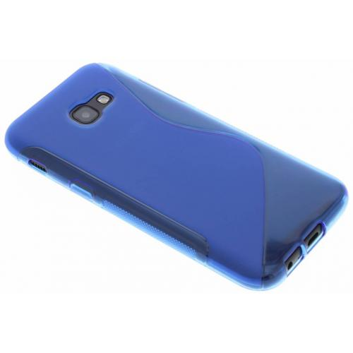 S-line Backcover voor Samsung Galaxy A5 (2017) - Blauw