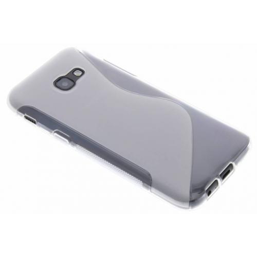 S-line Backcover voor Samsung Galaxy A5 (2017) - Grijs