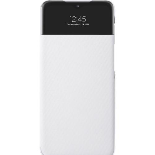 S View Cover voor de Galaxy A32 (5G) - Wit