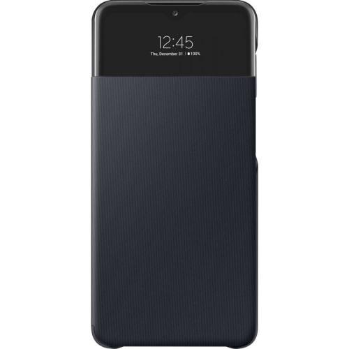 S View Cover voor de Galaxy A32 (5G) - Zwart