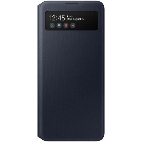 S View Cover voor de Galaxy A51 - Zwart