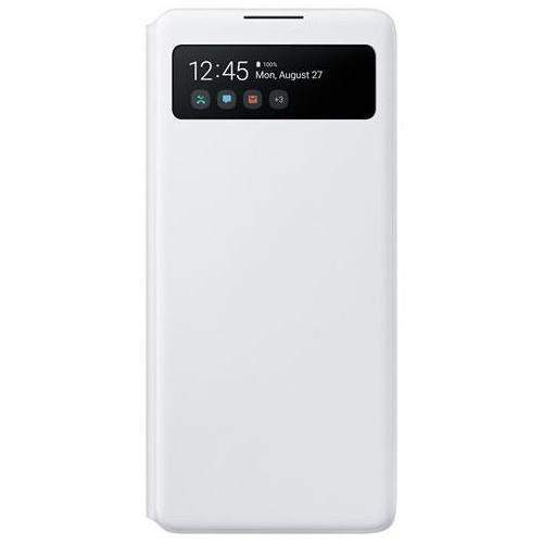 S View Cover voor de Galaxy S10 Lite - Wit