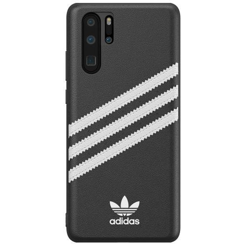 Samba Backcover voor de Huawei P30 Pro - Zwart / Wit