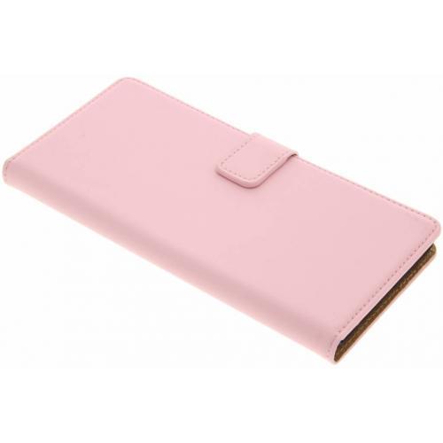 Samsung Galaxy Note 8 hoesje Roze - Luxe Book Case