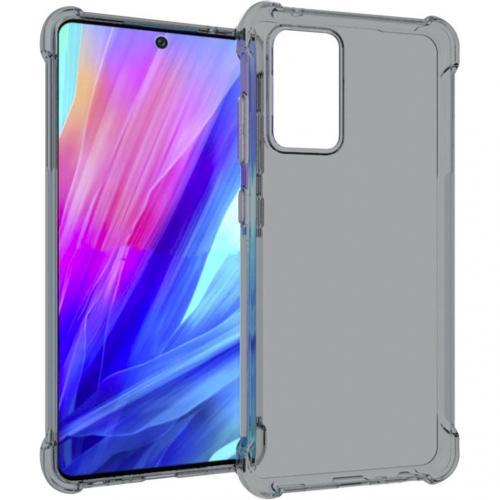 Shockproof Case voor de Samsung Galaxy A52 (5G) / A52 (4G) - Grijs