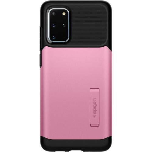 Slim Armor Backcover voor de Samsung Galaxy S20 Plus - Roze