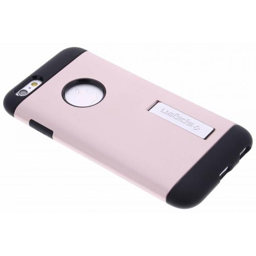 Slim Armor Backcover voor iPhone 6 / 6s - Rosé goud