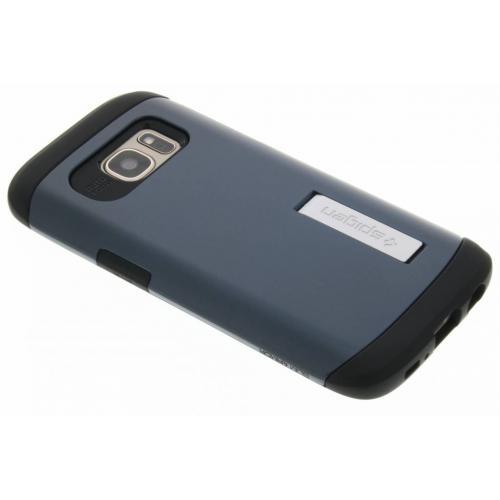Slim Armor Backcover voor Samsung Galaxy S7 - Grijs